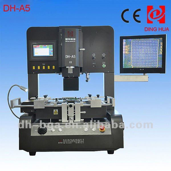 DH-A5 High precision automatic optical alignment wii/ XBOX/PS3 bga rework machine/bga repair station