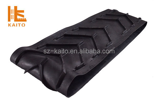 Quick-wear Part Loading Conveyor Belt P/N 125134 for Wirtgen W1000F