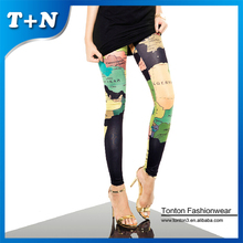 stretch fabric for winter long legs sexy stockings sexy models leggings