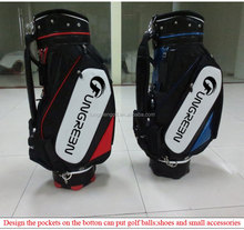 2016 Hot Sale Golf Bag With wheels From Factory