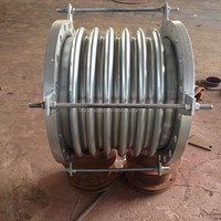 stainless steel expansion joint bellow compensator
