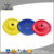 Crossfit Olympic Bumper Weight Plate with colorful logo