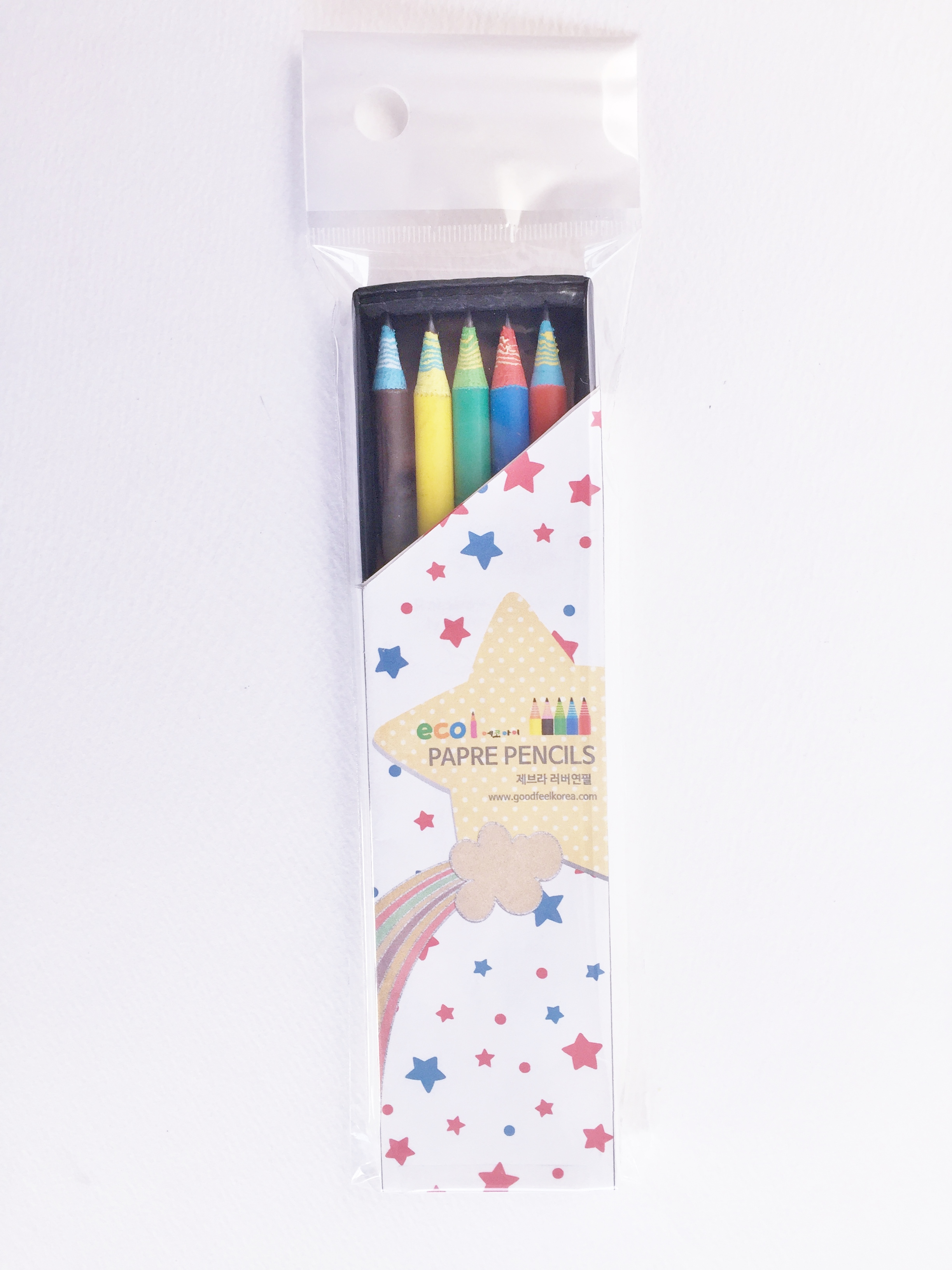 zebra rubber pencil 5 pcs