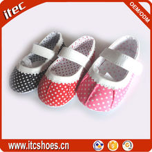 HOT Soft Sole Toddler Crib Sneakers 0-18month Infant Newborn Girl Baby Shoes