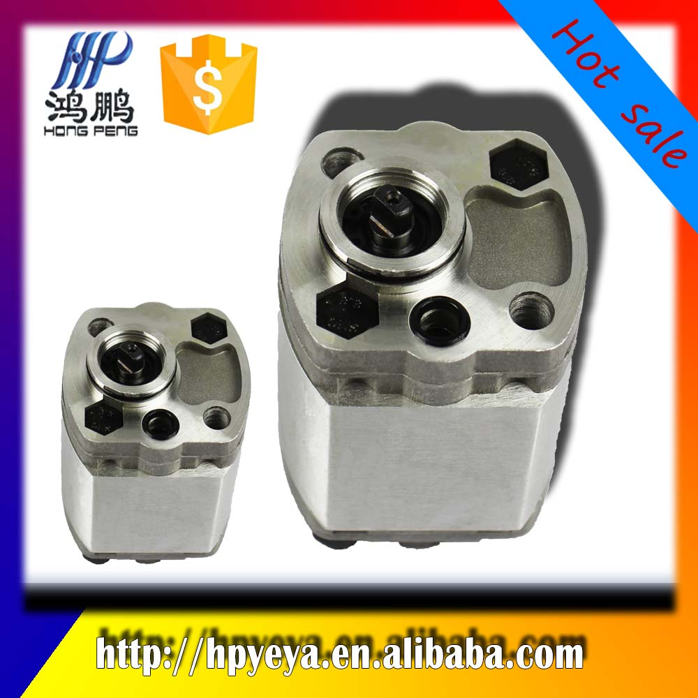 Excavator parts, hydraulic machinery, hydraulic gear pump CBK