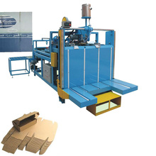 Manufacture Corrugated cardboard producing line automatic assembly machine for corrugated manufactures for machines(