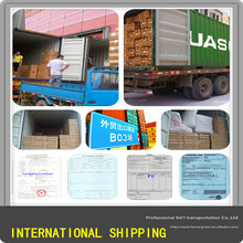 Alibaba Jordan shipping agent in Foshan China with Import & Export service