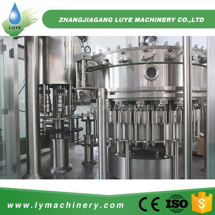3 In 1 Carbonated Drink Cola Manufacturing Plant