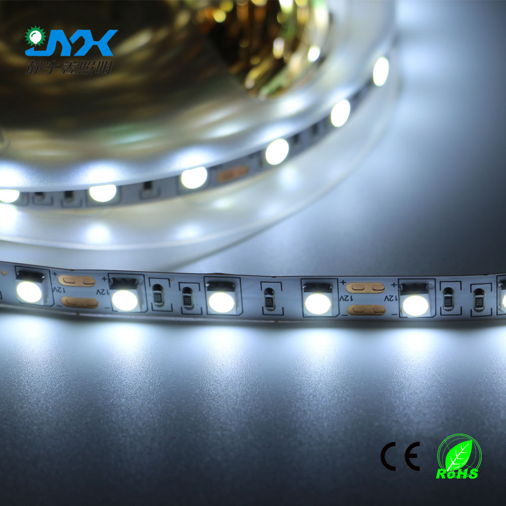 flex 2835 SMD led strip light thick single PCB color temperature 6500K nonwaterproof IP33/IP20