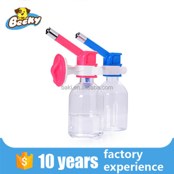 2016 New Design Factory ABS plastic dog water dispenser bottle