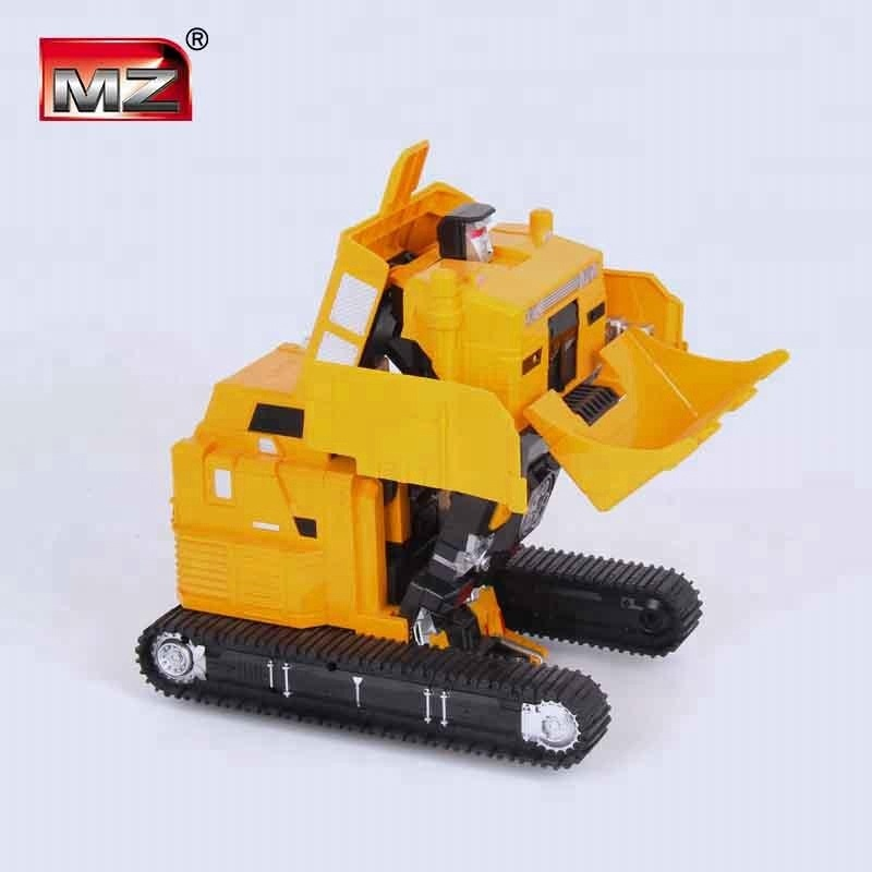 1/14 deformation toy lights rc bulldozer for kids