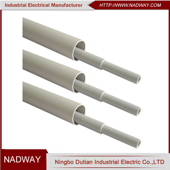 Australia MD grey/ white UV Electrical cable PVC conduit