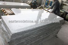Polished finish misty grey granite