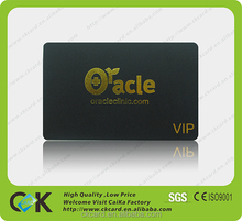 Customize Size High Quality Foil Stamping Business Card Offset Printing