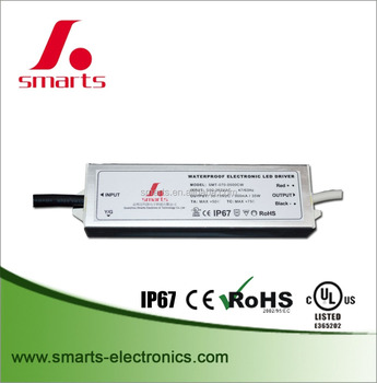 1050ma 45w constant voltage type led transformer