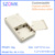 Hot sale handheld enclosure electronic junction box with 3 AA battery holder
