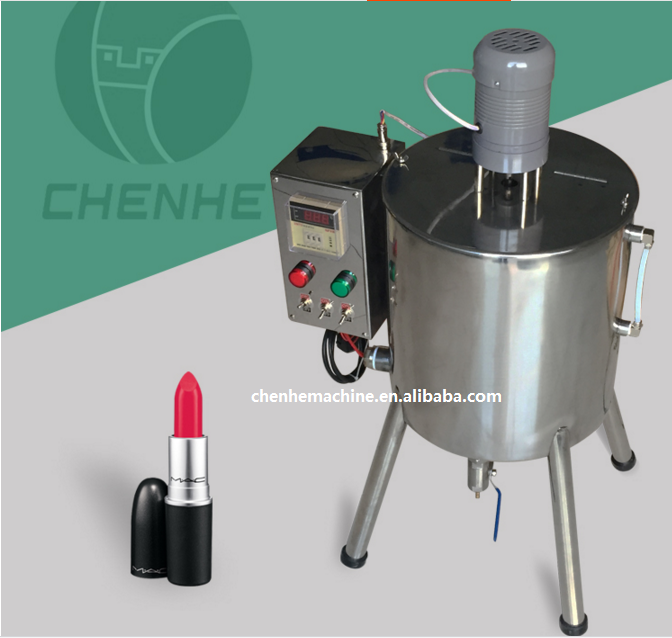 MX-15L Lipstick Filling Machine (15L Hopper)