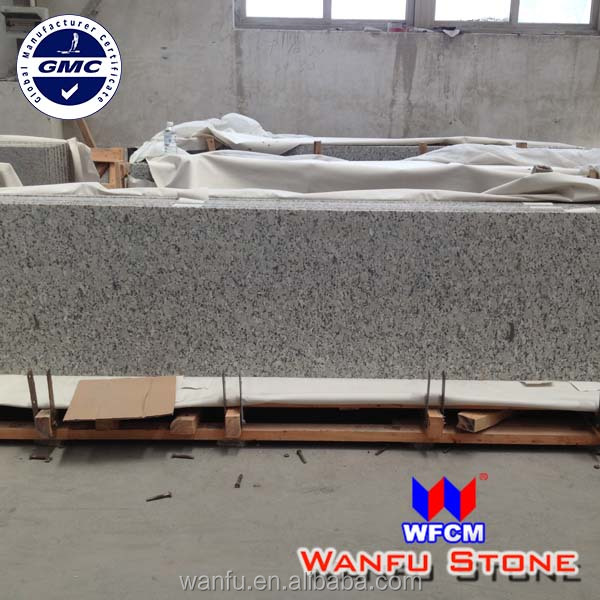Top-quality white granite for kitchen countertop