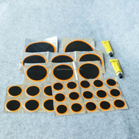 M48 L24 nature rubber tire repair cold patch for bicycle tire