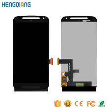 Cheaper Price LCD Display Screen Assembly for Moto g2 xt1068