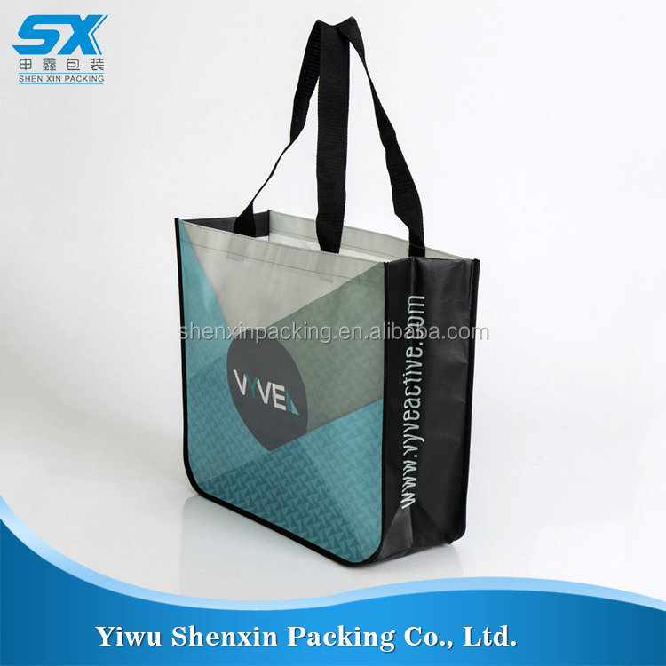 OEM factory direct supply Square secret compartment non woven bag