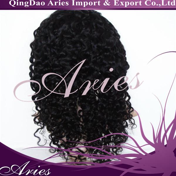 Hot Selling Cheap Brazilian Deepwave Hair Front Lace Wigs