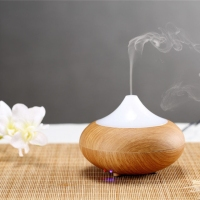 2014 light wood ultrasonic aroma diffuser,room scents