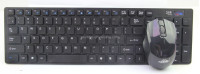 Ultra-flat 2.4GHz Wireless Keyboard and Mouse Combo , KMSW-023