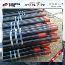 "Pipe A572 - Grade 60 2.7/8"" L80 j 55 hot rolled oil casing tube water well drill pipe used"