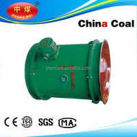 YBT/FBY Mine Explosion-proof Axial Ventilation mine Fan/ industrial mine fan