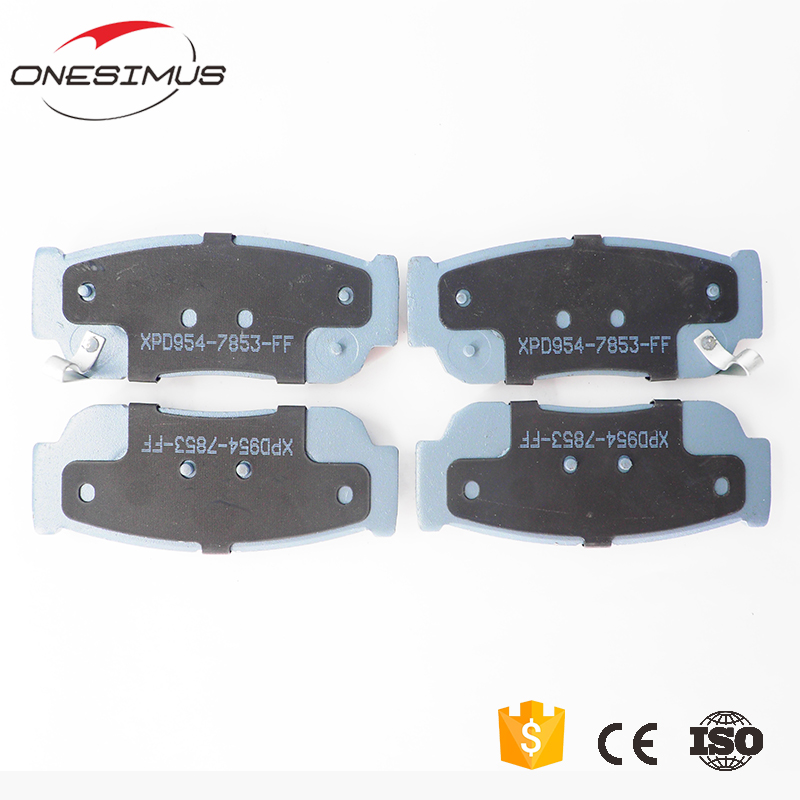 High Performance simple brake system OEM 58302 3EU00 Rear cheap brake pad price