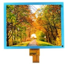 1000nits brightness 8 inch 800x600 tft lcd display module with 800x600
