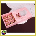 Cute lovely Chocolate box for wedding