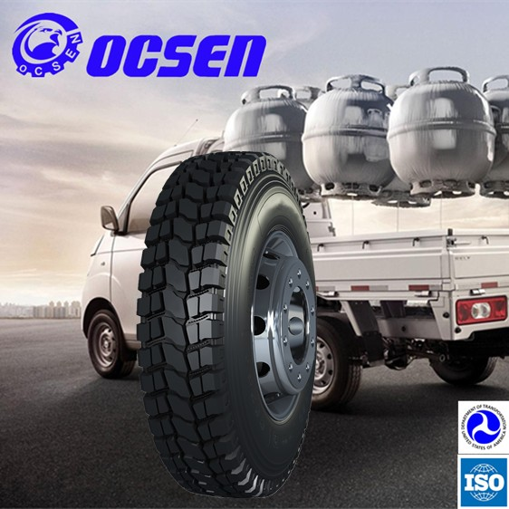 China good quality extra anti side truck tyre