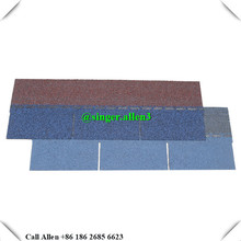 SGB Cheap price 3 tab asphalt fiberglass roofing shingles for Sri Lanka