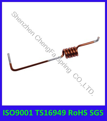 ISO9001,TS16949 professional enameled wire solid air coil