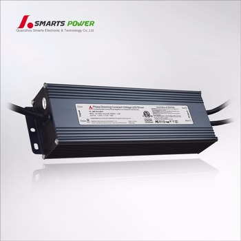 UL ETL listed 110vac 12vdc 150w triac dimmable constant voltage led driver