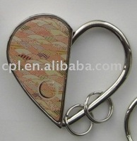 Heart shape Keyring, Key chain