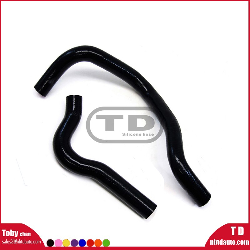 The Silicone Hose Kits for honda Civic B16 Dohc 92-00 Radiator Hose automobile car