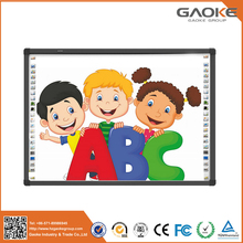 School supply wholesale touch screen smart interactive whiteboard for kids