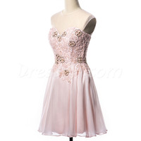 Asian Latest Fashion Casual dresses cocktail Short Teen Prom Dresses