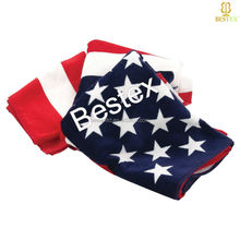 30x60 Cotton printed National USA American flag beach towels