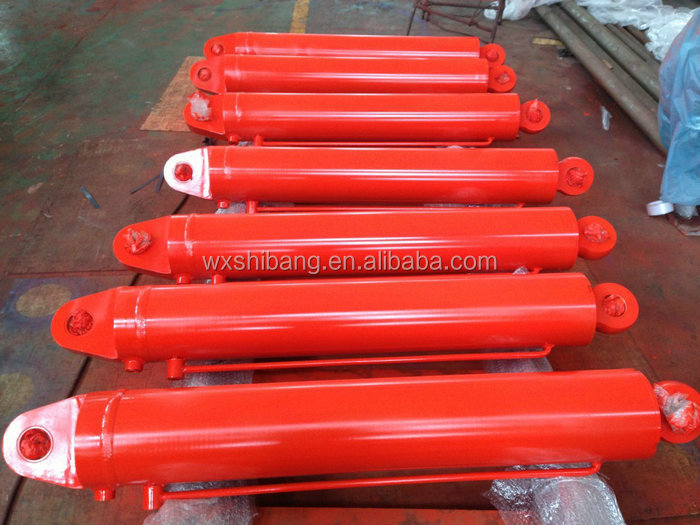 China engineering Series Drilling Platforms Hydraulic Cylinders For wind turbine towers hot sale