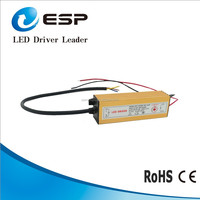 High quality 70W constant current led driver with 2100mA