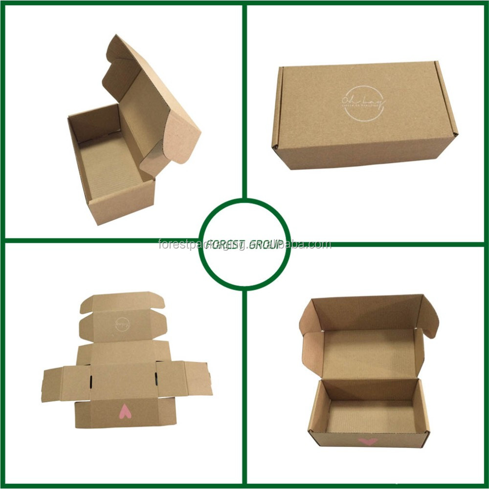 FACTORY PRICE CUSTOM DESIGN CARDBOARD PACKAGING BOX