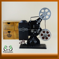 High quality Middle size antiquated bioscope model /cineprojector art