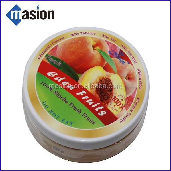 2015 New Product Shisha Fruits for Hookah Shisha Hookah Molasses Fruits Flavor Shisha Molasses