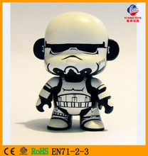 OEM plastic pvc action figure model,multi design custom toys prototype for wholesale