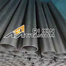 High quality new arrival astm b338 gr.2 titanium tube