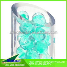 artificial soil crystal water ball 3D photo pearl for plant